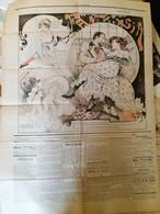 C1 Curiosa FIN DE SIECLE Journal Illustre 1896 505 RADIGUET Hap ABEILLE Vautel  Port Inclus France - 1801-1900