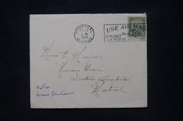 CANADA - Enveloppe De Montréal Pour Montréal En 1929  - L 108894 - Covers & Documents