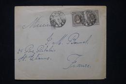 CHILI - Enveloppe Commerciale De Valparaiso Pour La France En 1924  - L 108895 - Chile