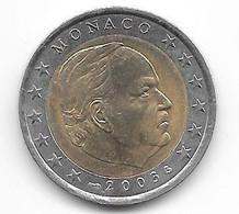 Monaco : 2 Euros 2003. - Monaco