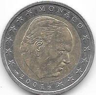 Monaco : 2 Euros 2001. - Monaco