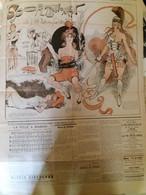 C1 Curiosa FIN DE SIECLE Journal Illustre 1895 493 Carl HAP Radiguet MENDES Port Inclus France - 1801-1900