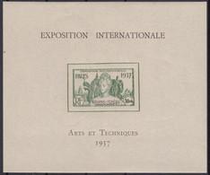 KOUANG TCHEOU : 1937 BLOC FEUILLET N° 1 NEUF ** GOMME SANS CHARNIERE - Blocks & Kleinbögen