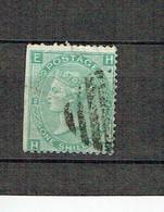 10% DE LA COTE GRANDE BRETAGNE YVERT 37  SG117  PLANCHE 4 HE EH - Used Stamps