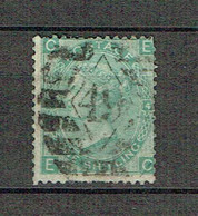 10% DE LA COTE GRANDE BRETAGNE YVERT 37  SG117  PLANCHE 4 EC CE - Used Stamps