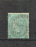 10% DE LA COTE GRANDE BRETAGNE YVERT 37  SG117  PLANCHE 4 EJ JE - Used Stamps