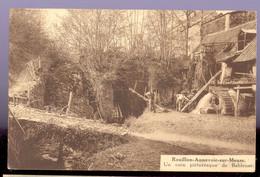 Cpa Annevoie-rouillon  Bableuse   1939 - Anhée