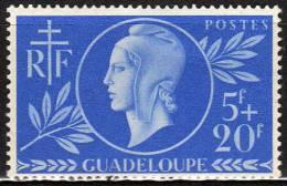 GUADELOUPE N° 175 XX Entraide Française Sans Charnière, TB - Unused Stamps