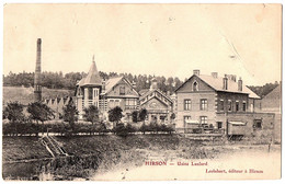 Carte Postale Hirson Usine Laulard - Hirson