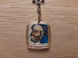 Porte-clés Série Astronautes/Cosmonautes Biscuits BN - Alan B. Shepard - Llaveros