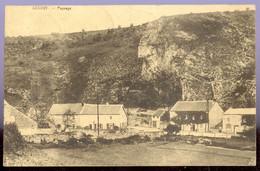Cpa Sossoye   1926 - Anhée