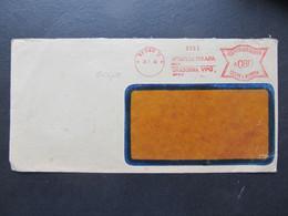 BRIEF Frankotype Postfreistempel Praha Brno Uradovna VPU 1944 //  C6781 - Briefe U. Dokumente