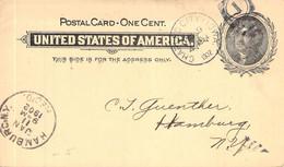 GS Morrison Foster New York 1902 AKS - 1901-20