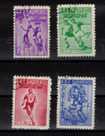 BULGARIE  Timbres De 1959   ( Ref 3741 A )   Sport - Jeux Olympiques - Gebraucht