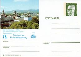 """(BP3)BRD Bildpostk. Wz 30(Pf) Olivgrün""""Heinemann"""" P112 415515/ B10/131 """"638 Bad Homburg"""" Ungebraucht - Bildpostkarten - Ungebraucht"""