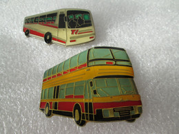 PIN'S     LOT   2   BUS - Transportation