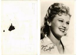 CPA AK Joan Caulfield FILM STAR (399344) - Acteurs
