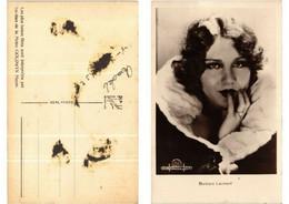 CPA AK Barbara Leonard FILM STAR (399372) - Acteurs