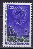 France 1970 Astronomy, Haute Provence Observatory - Unclassified