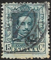 ESPAGNE  1922  -  Y&T    277   - Oblitéré - Used Stamps