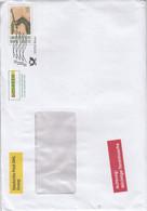 Michel Nr. 2020 Grünes Band Deutschland - Hauptversammlung Deutsche Post DHL Group - Umschläge - Gebraucht