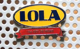 Pin's Championnat Sport Automobile LOLA Vainqueur INDY 500 Miles 1966 - Non Classificati