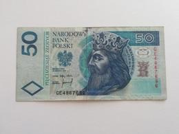 POLONIA 50 ZLOTYCH 1994 - Pologne