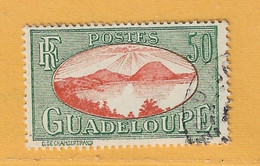 Timbre Guadeloupe N° 110 - Used Stamps