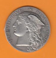 $ France Montpellier, Jeton Médaille COMMISSAIRE Argent Ministère Agriculture 1896 Concours Agricole .. RARE - Professionnels / De Société