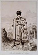 1855 Valerio, Theodore (1819-1879): Mátrai Csikós, Theodore Valerio: Souvenirs De La Monarchie...La Hongrie, Rézkarc, Ki - Gravuren