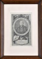 Cca 1805 Czetter Sámuel (1765-1829?) Metszése, Stunder, Johann Jacob (1759-1811) Festménye Után: Semsey András (1754-181 - Gravuren