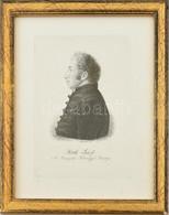 Lütgendorf-Leinburg, Ferdinand Von (1785-1858): Réthei Rötth József (1779-1831) Jogi Doktor, ügyvéd, 1826-ban Csongrád V - Gravuren