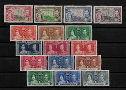 GREAT BRITAIN EMPIRE STAMP - 1937 King George VI - SEE ALL SCANS MNH-MH (STB6#137) - Other