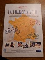 CARTE POSTALE DU FILM LA FRANCE A VELO - Plakate Auf Karten