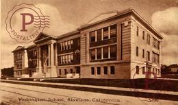 WASHINGTON SCHOOL ALAMEDA CALIFORNIA - Other