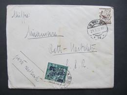 BRIEF Wien - Cerveny Kostelec 1926 Strafporto  //  C5386 - Covers & Documents