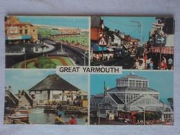Great Yarmouth - Stade- Royal Aquarium Regent Road Boating Lake Wellington Pier - ST-Yves Huntingdon - Halifax