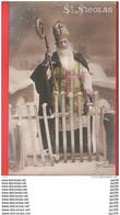 SAINT NICOLAS  Ancienne  Carte Postale Ayant Circulé En 1912 - San Nicolás