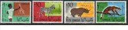 Somalia - 1960 Wild Animals-Animaux Sauvages-Wilde Tiere-Animali Selvaggi ** - Somalië (1960-...)