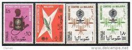 Somalia - 1962 Malaria/Health/Medicine-Paludisme/Santé-Gesundheit /Medizin (OMS/WHO) ** - Somalië (1960-...)