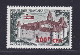 REUNION TAXE N°  417 ** MNH Neuf Sans Charnière, TB (D9573) Bazoches - 1973 - Postage Due