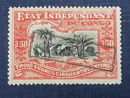 Congo Belge / TX6B MH / Signé - Postage Due: Mint/hinged Stamps