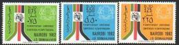 Somalia - 1982 Conference Communications-Kommunikation Konferenz (ITU/UIT)** - Somalië (1960-...)
