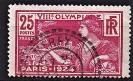 FRANCE 1924 Jeux Olympiques Paris Y&T N° 184 Oblitéré - Used Stamps