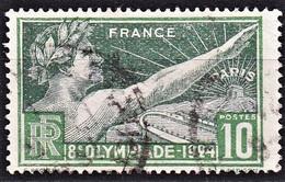 FRANCE 1924 Jeux Olympiques Paris Y&T N° 183 Oblitéré - Used Stamps