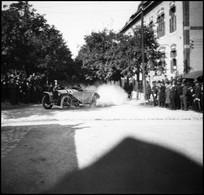 Cca 1932 Autó- és Motorverseny Budapesten, 4 Db Vintage NEGATÍV Jermy László (1912-1960) Budapesti Fotóművész Hagyatékáb - Non Classés