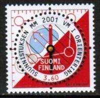 2001 Finland, Orienteering Mnh **. - Ongebruikt