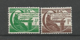 Ireland 1944 Michael O'Cleirigh Y.T. 99/100 ** - Unused Stamps