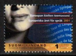 2001 Finland, Languages Mnh **. - Ongebruikt