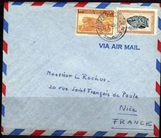 291 Sur Pli - CONGO - 1947-60: Lettres